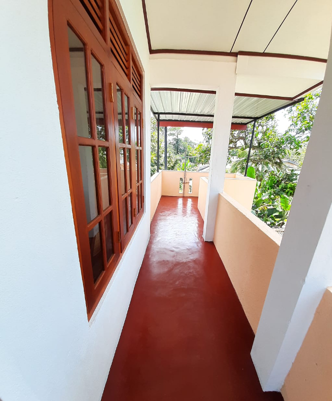 Upstair Anex for Rent in Kalutara Town.